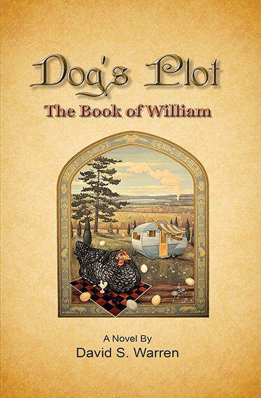 dog's plot cover